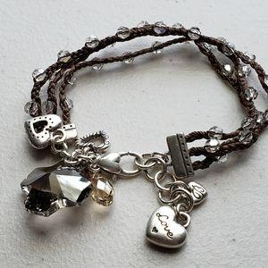 Brighton Karma Cross Bracelet